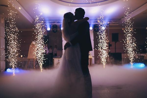 Ouimix fumee premiere danse brouillard
