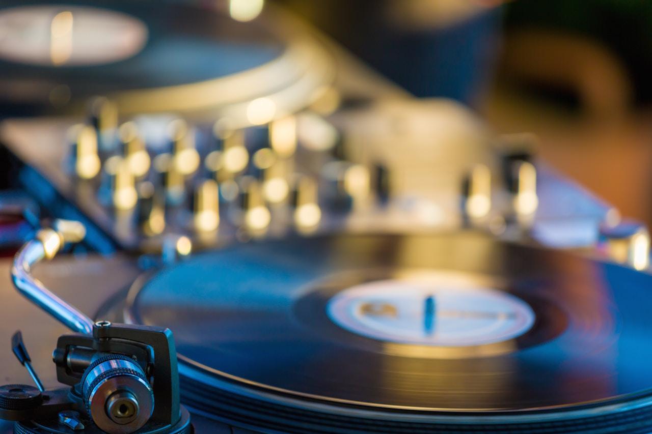 Ouimix platine dj pioneer vinyle